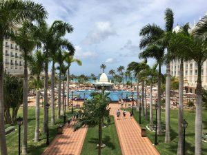 Hotel RIU op Palm Beach Aruba